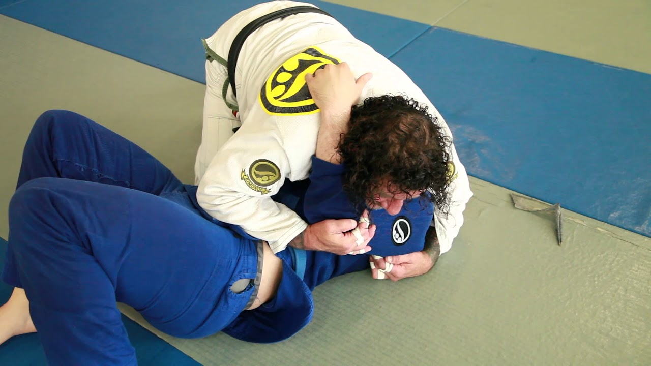 Kurt Osiander's Move of the Week – Kimura Defense Break