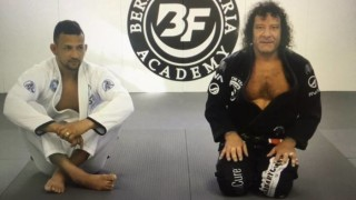 Cut Through Pass and Choke With Kurt Osiander
