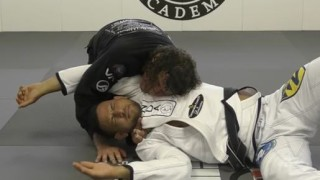 Kurt Osiander Shows 2 Loop Chokes from Side Control