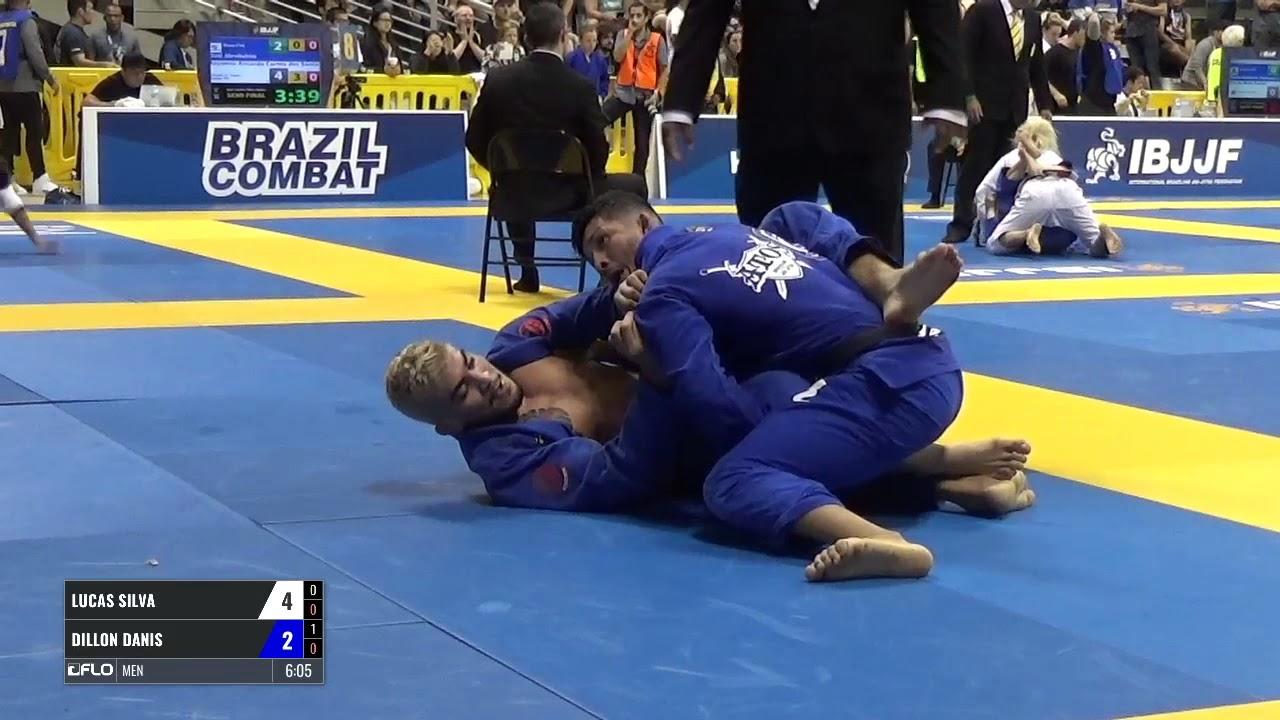 Lucas Barbosa vs Dillon Danis / World Championship 2017