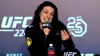 Mackenzie Dern Answers Weight Debacle Questions After Triumph