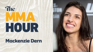Mackenzie Dern Talks That Rough Weight Cut & Future Division – MMA Hour