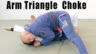 Making Your Arm Triangle Choke Super Powerful
