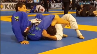 Savage Omoplata from Max Carvalho