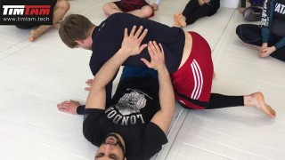 Octopus Half Guard Attacks – Coach Zahabi