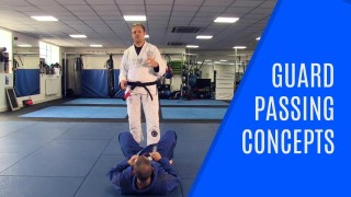 Open-Guard Passing Concepts | Jiu Jitsu Brotherhood