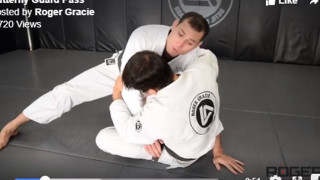 Pass butterfly guard – Roger Gracie