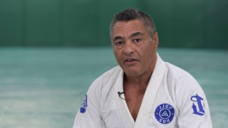 Rickson Gracie talks about leverage