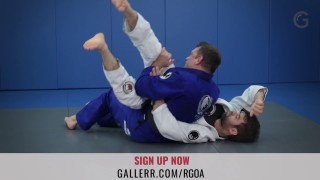Shawn Willians: The makikomi roll for escaping the turtle position