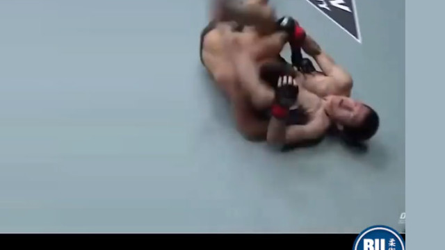 Shinya Aoki Finishes With Armbar triangle in Latest Bout