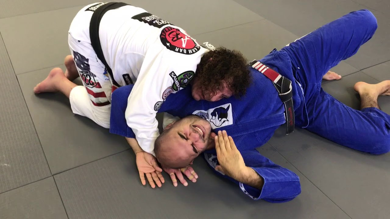 The Side Control Loop Choke By Kurt Osiander