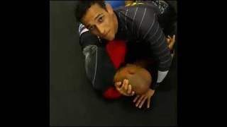 UFC's Charles Oliveira teaching darce choke