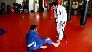 Do You Get Nervous Rolling with Higher Belts in BJJ ?