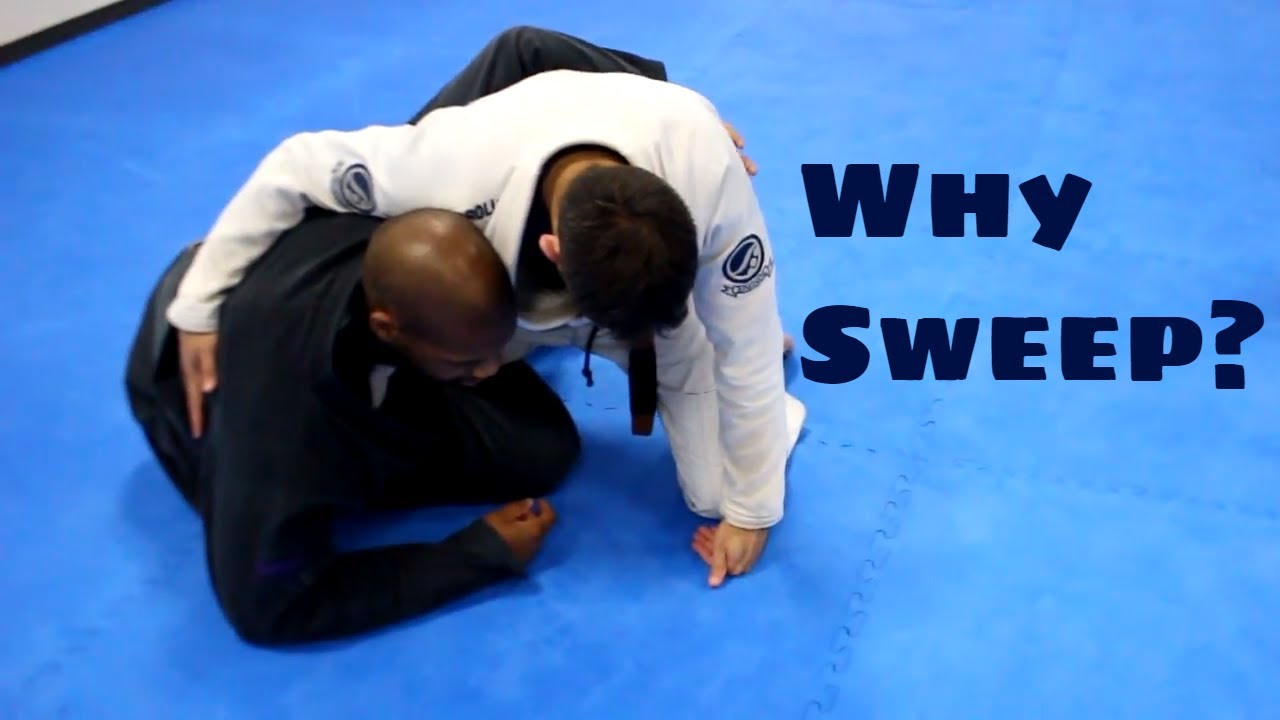 Adding Some Bite to the Underhook Half Guard with the Kneebar- Kenneth Brown