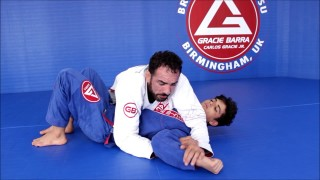 Braulio Estima — the best detail for finishing via americana in BJJ