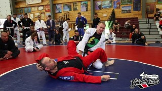 Closed Guard Gi Attacks- Rich Sab