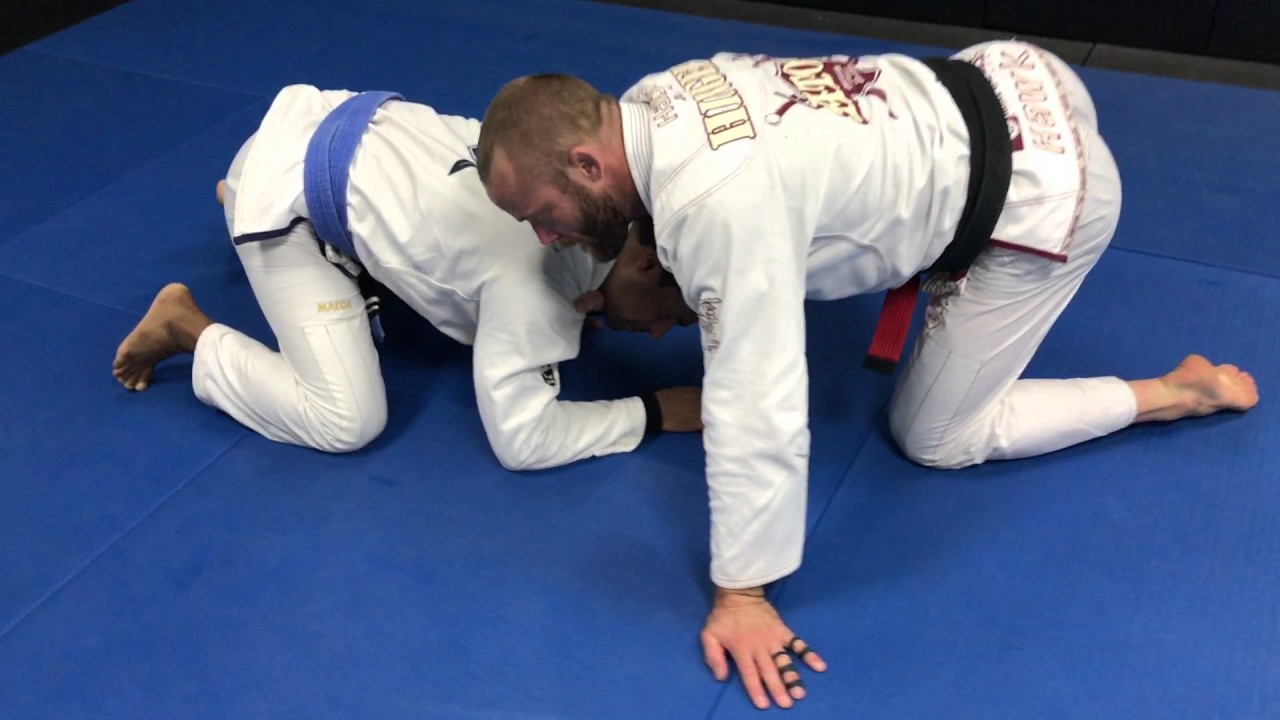 Collar Drag to Loop Choke by Josh Hinger