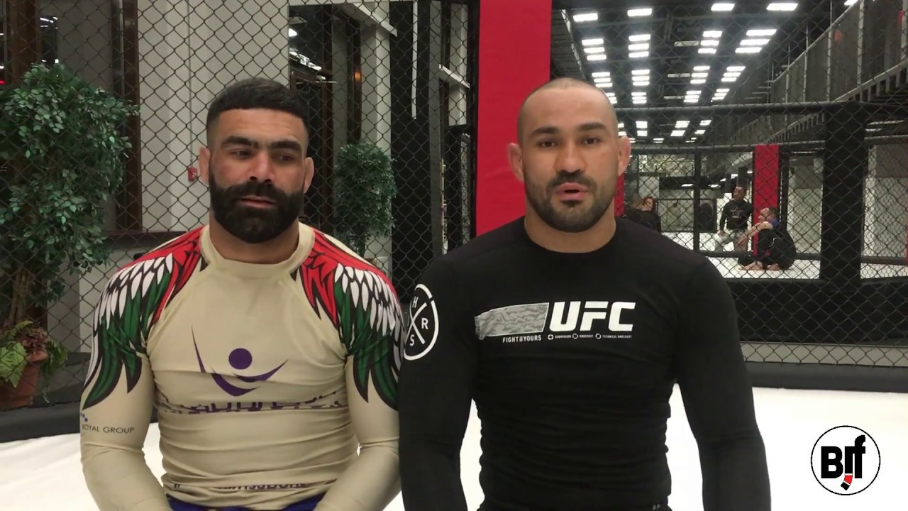 Davi Ramos show his Kimura Trap BackTake (UFC 224)