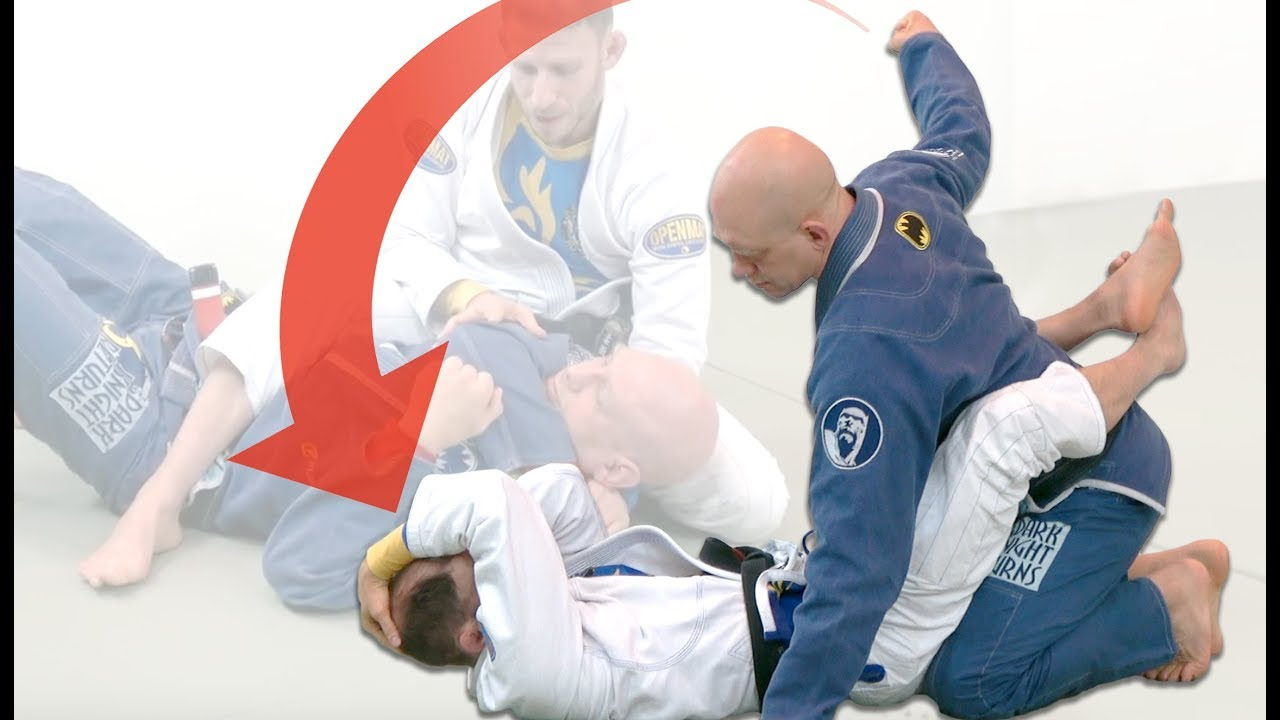 How to Defend Against a Haymaker Punch from Closed Guard