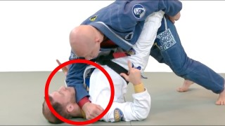 How to Defend and Counter the Forearm in Throat Choke