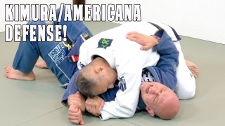 How to Escape the Americana and Kimura Armlocks