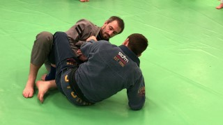 How to Score 2 Points from a Straight Ankle Lock Defense