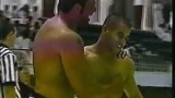 In the year 2000, NOBODY wanted to grapple against Mark Kerr….Except for Leo Vieira