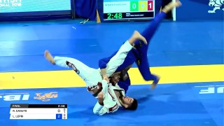 Lucas Lepri – Cartwheel Counter To A Sumi Gaeshi