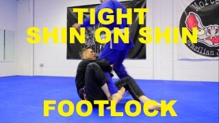 Newschool Footlock from Shin on Shin Guard