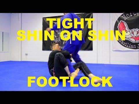Newschool Footlock from Shin on Shin Guard