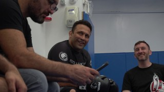 One Day Spent with Ralph, Renzo & Rayron Gracie