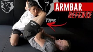 Stop Getting Tapped w/ the Armbar! Principles, Defense & Escapes