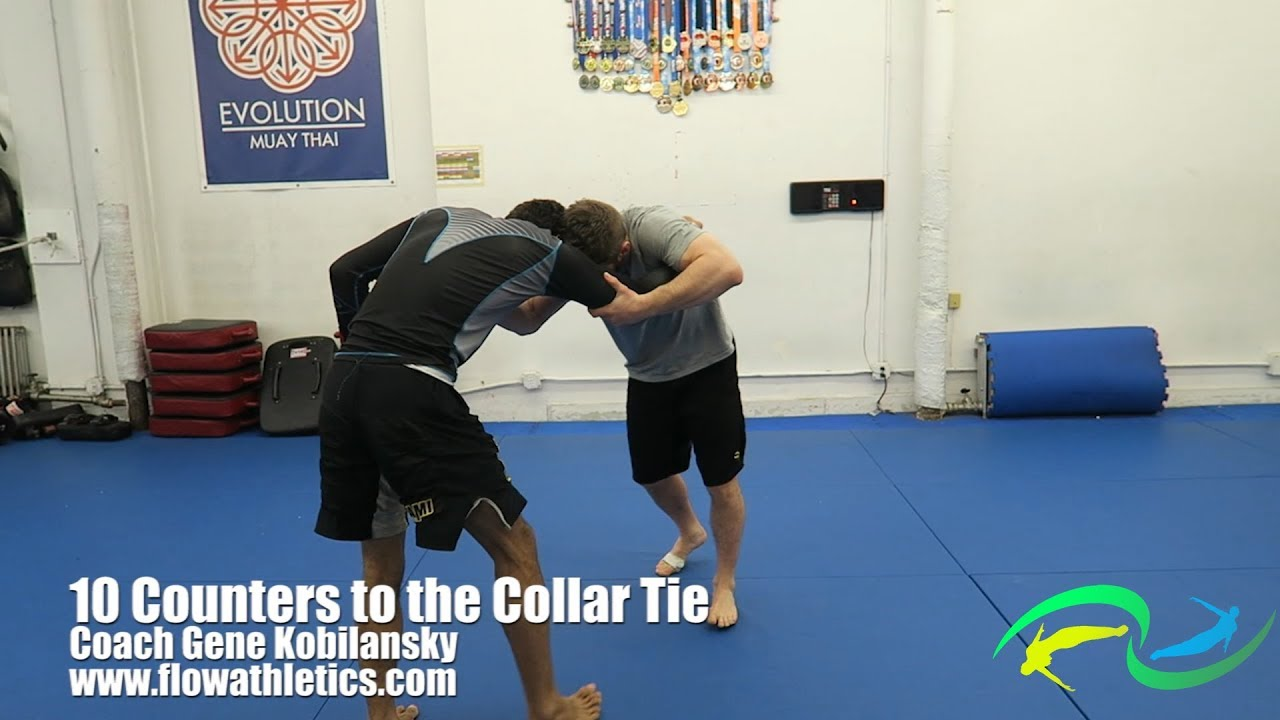 10 Counters To the Collar Tie