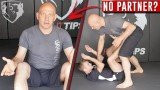 5 Solo Movement Drills for BJJ: No Partner Needed!