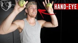 5 Tennis Ball Drills for Hand-Eye Coordination