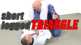7 Solutions for a Triangle Choke If You Have Short, Fat Legs