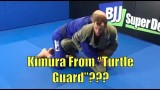 "Butterfly Trap: Kimura From ""Turtle Guard"" by Eduardo Telles"