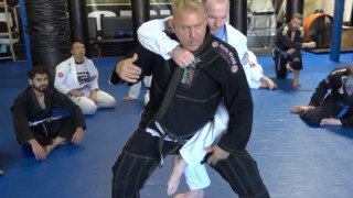 Setting Up Bow & Arrow As a Counter to Turtle & Drop Seoi Nage- Erik Paulson