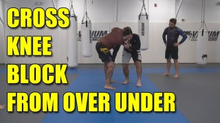 Cross Knee Block from Over Under: Surprisingly Effective
