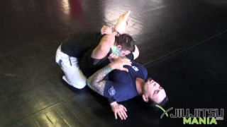 Eddie Bravo: Armbar From Rubber Guard