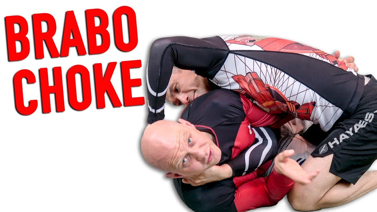 How to Counter the Brabo / D'Arce Choke