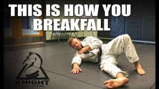 Jiu-Jitsu Basics   How & Why to Breakfall