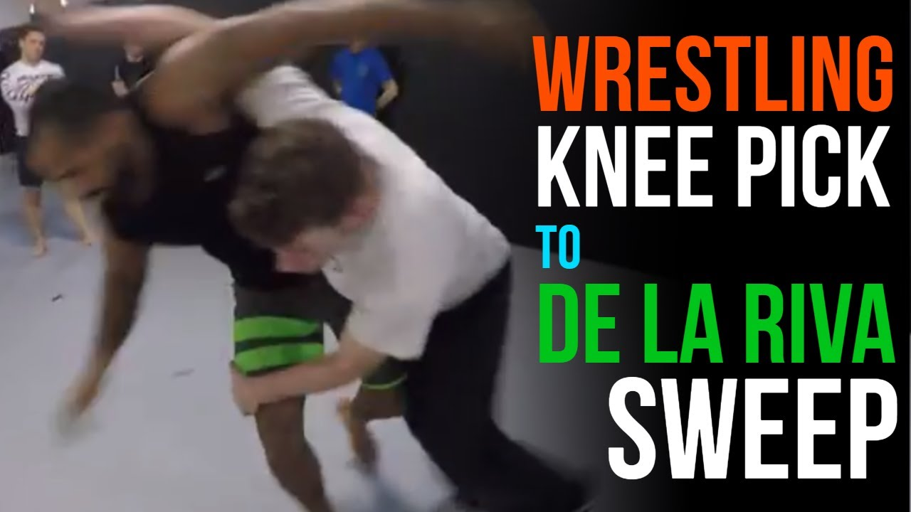 Knee Pick Wrestling Takedown