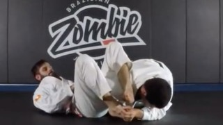 Setting Up Omoplata Without Being Flexible