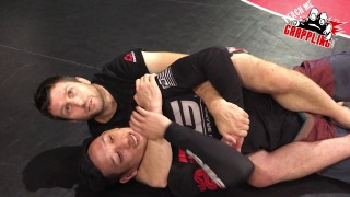 SECRET to get MORE Rear Naked CHOKES
