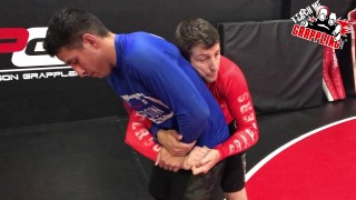 Standing KIMURA Counter!?? Here it is!