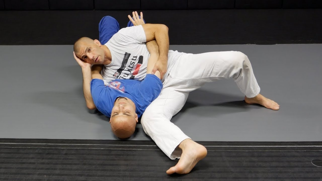 The Best Side Control Escape In BJJ: Anticipation