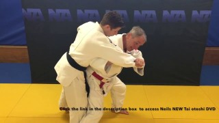 Why you should use the Korean style Tai otoshi by Neil Adams
