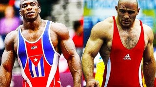 Wrestling: Real Functional Muscles at Work