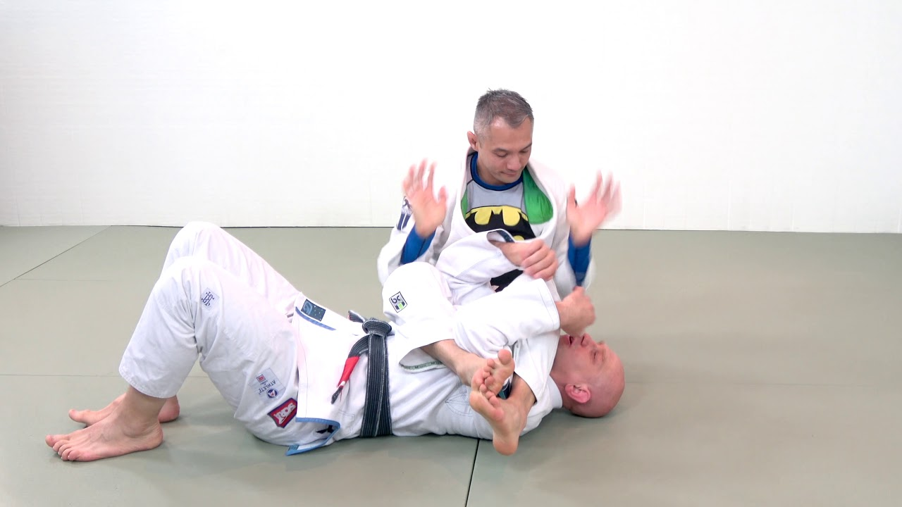 A Simple and Easy Drill to Quickly Improve Your Armbar